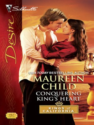 cover image of Conquering King's Heart