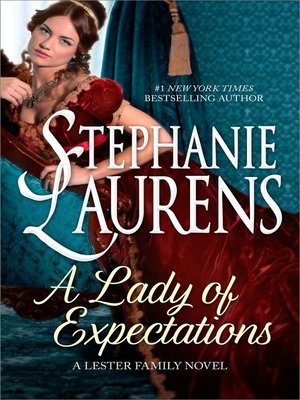 cover image of A Lady of Expectations