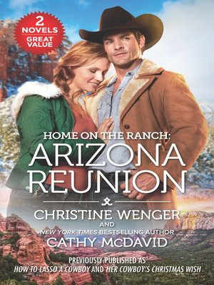 cover image of Home on the Ranch: Arizona Reunion