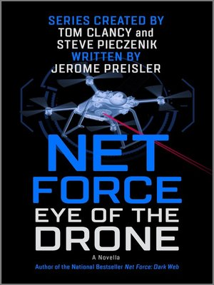 cover image of Net Force--Eye of the Drone