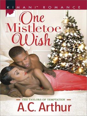 cover image of One Mistletoe Wish