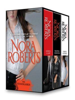 cover image of Stanislaski's Bundle 2 of 2: Luring a Lady\Waiting for Nick\Taming Natasha