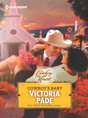 cover image of Cowboy's Baby