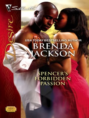 cover image of Spencer''s Forbidden Passion