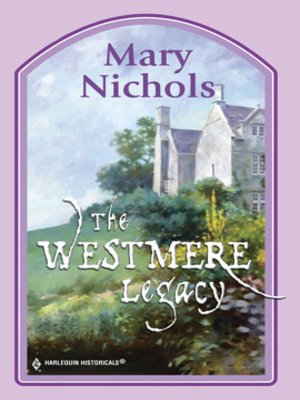 cover image of The Westmere Legacy