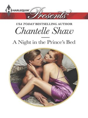 cover image of A Night in the Prince's Bed