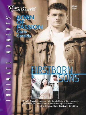 cover image of Born of Passion