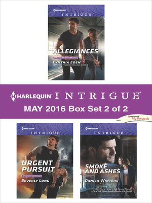 cover image of Harlequin Intrigue May 2016, Box Set 2 of 2