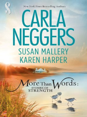 cover image of More Than Words: Stories of Strength