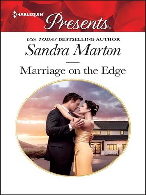 cover image of Marriage on the Edge
