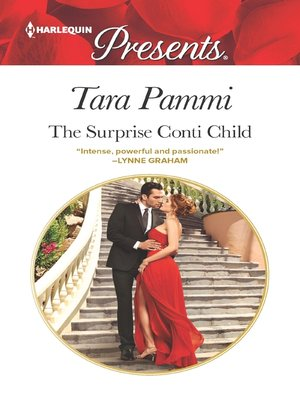 cover image of The Surprise Conti Child