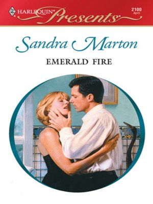 cover image of Emerald Fire