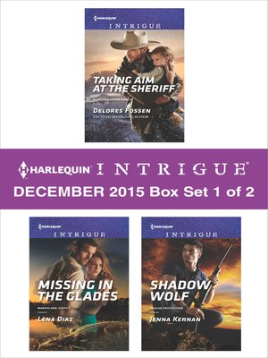 cover image of Harlequin Intrigue, Box Set 1 of 2