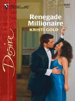 cover image of Renegade Millionaire