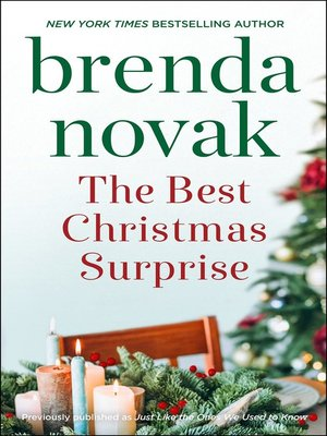 cover image of The Best Christmas Surprise