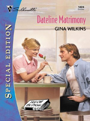 cover image of Dateline Matrimony