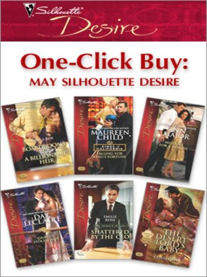 cover image of May Silhouette Desire