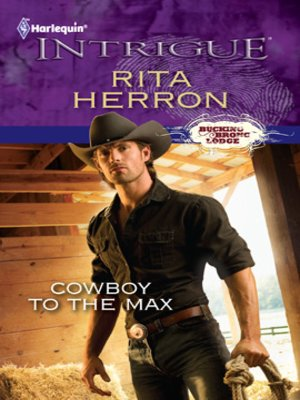 cover image of Cowboy to the Max