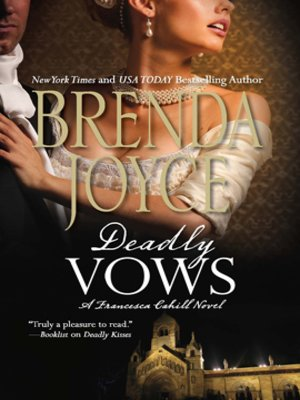 cover image of Deadly Vows