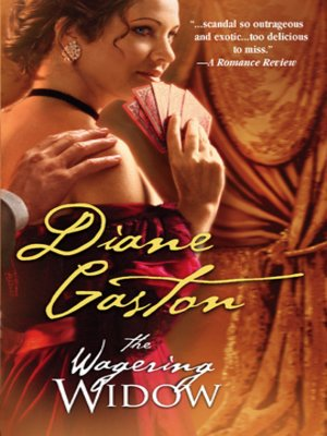 cover image of The Wagering Widow