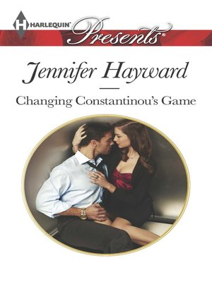 cover image of Changing Constantinou's Game