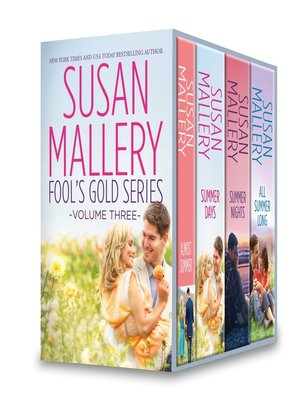 cover image of Susan Mallery Fool's Gold Series, Volume 3