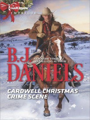 cover image of Cardwell Christmas Crime Scene