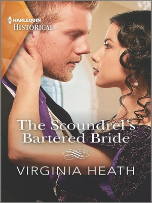 cover image of The Scoundrel's Bartered Bride
