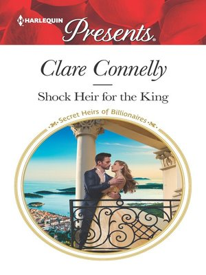 cover image of Shock Heir for the King