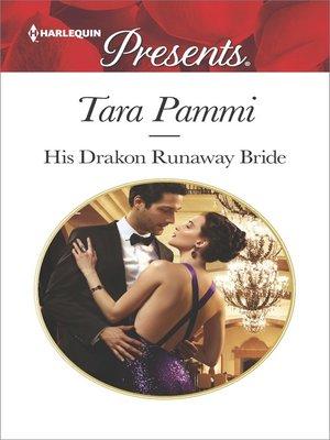 cover image of His Drakon Runaway Bride