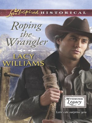 cover image of Roping the Wrangler