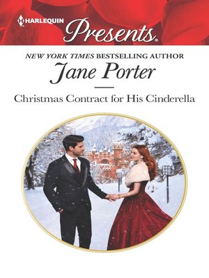 cover image of Christmas Contract for His Cinderella