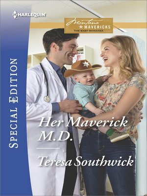 cover image of Her Maverick M.D.