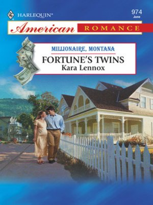 cover image of Fortune's Twins