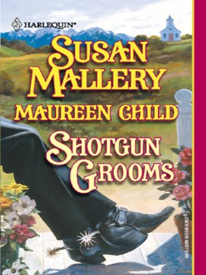 cover image of Shotgun Grooms