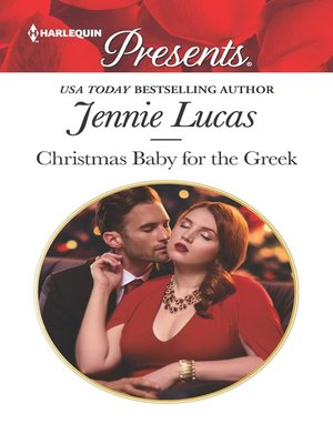 cover image of Christmas Baby for the Greek