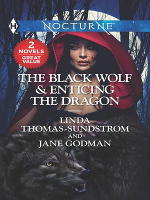 cover image of The Black Wolf ; Enticing the Dragon