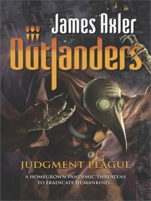 cover image of Judgment Plague