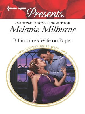 cover image of Billionaire's Wife on Paper