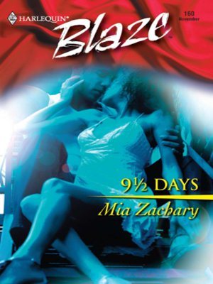 cover image of 9 1/2 Days