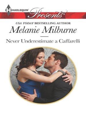 cover image of Never Underestimate a Caffarelli