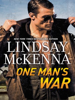 cover image of ONE MAN'S WAR