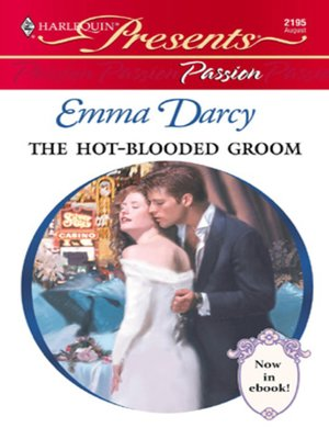 cover image of The Hot-Blooded Groom
