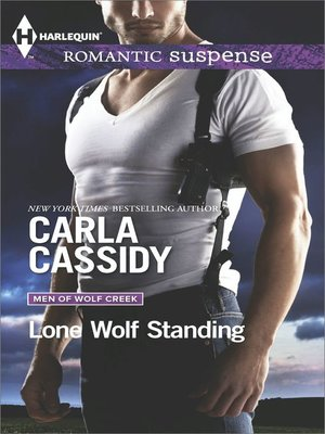 cover image of Lone Wolf Standing