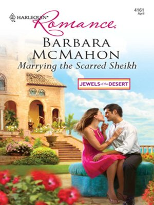cover image of Marrying the Scarred Sheikh