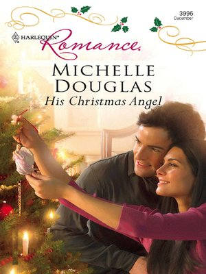 cover image of His Christmas Angel