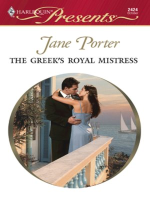cover image of The Greek's Royal Mistress