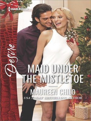 cover image of Maid Under the Mistletoe