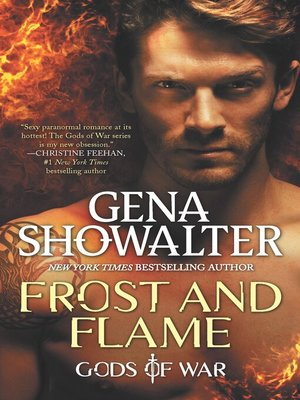 cover image of Frost and Flame