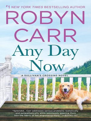 cover image of Any Day Now--A Novel